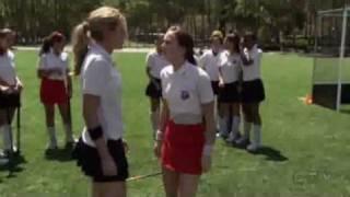 Gossip Girl- 1x03: Field Hockey Serena & Blair Style!