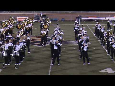 Ohio University Marching 110 - Postgame - AInt been good - Sept 19, 2009