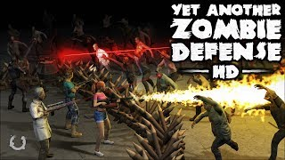 Yet Another Zombie Defense Hd For Nintendo Switch | 15 Minutes Of Gameplay Direct-feed Switch