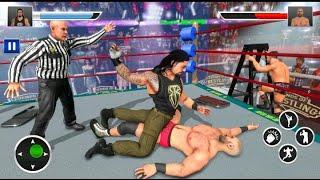 Real Wrestling Stars 2021: Wrestling Games android games screenshot 3