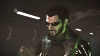 Deus Ex: Mankind Divided™ Часть 2 Учусь играть