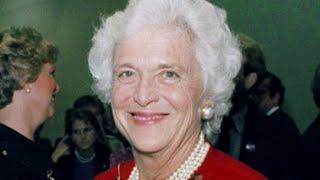 Barbara Bush, former first lady, in failing health