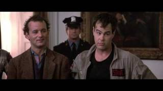 Ghost Busters Movie Scene - Dickless