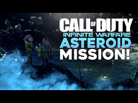 Infinite Warfare: Asteroid Mission & Zombie Robots!