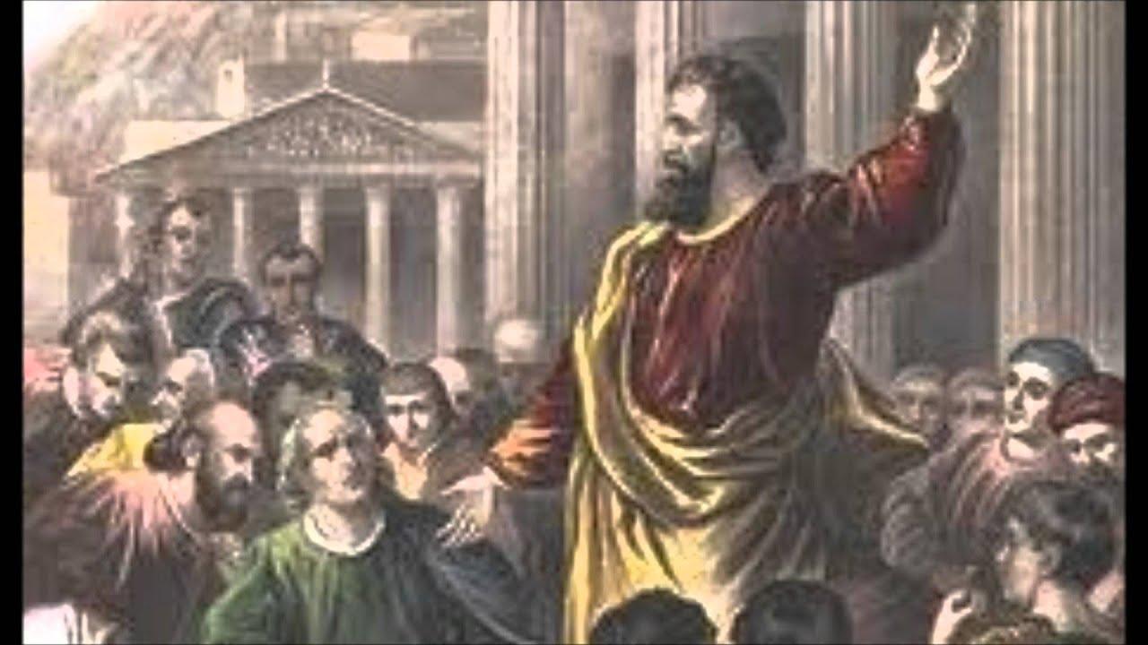 Hechos de los apóstoles (capitulo 15, el concilio de