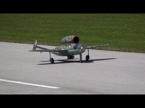 Henschel HS-132 E-Impeller Jet-Meeting Salzburg 2013/24
