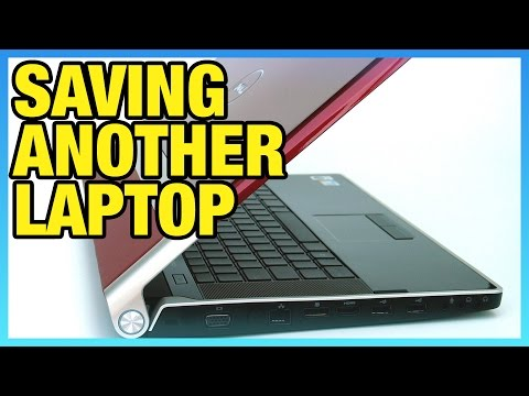 Fixing Loud Laptop Hard Drive Noise (with an SSD)