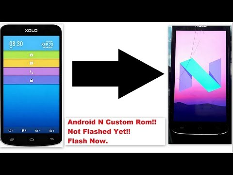 Android N Custom Rom For Any MTK (MEDIATEK) Devices with