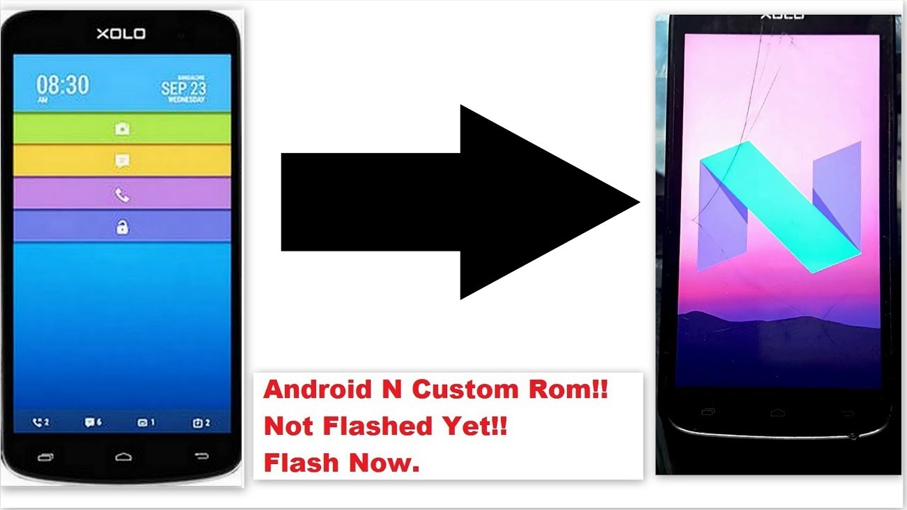Android N Custom Rom For Any MTK (MEDIATEK) Devices with Best Features  [HINDI] |2018👈