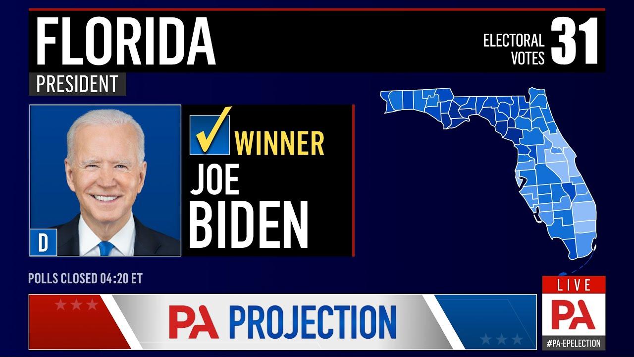 Joe Biden vs Ron DeSantis | 2024 Presidential Election Night FULL COVERAGE