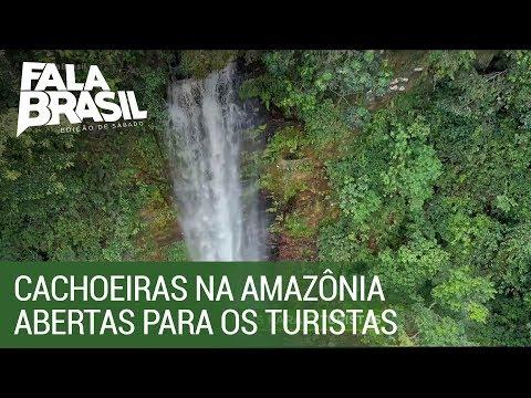 Conheça as belas cachoeiras de Rondônia abertas para os turistas