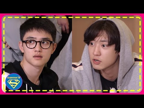 EXO Chanyeol Accidentally Elbowed D.O In The Midst Of A Heated Game But How D.O Reacted..