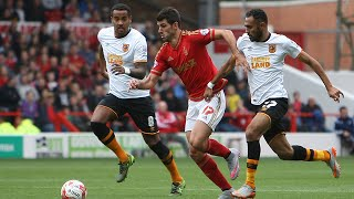 Highlights: Forest 0-1 Hull (03.10.15)