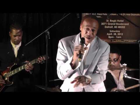 G.C.Cameron - It's A Shame (Live) - A Classic Soul Celebration 4/28/2012