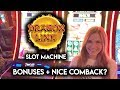Dragon Link Slot Machine! Bonuses + Hold and Spins!! Can I come all the way back?