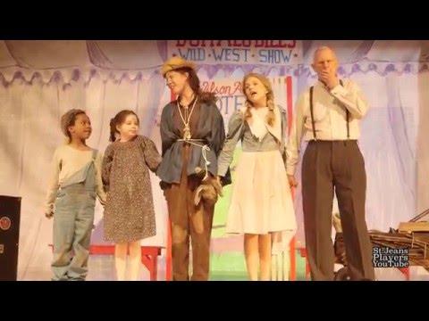 Annie Get Your Gun - St. Jean's Players 2016