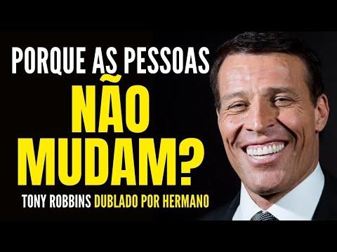 TONY ROBBINS - FORÇA PARA MUDAR  DUBLADO EM PORTUGUÊS
