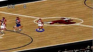 Nba Live 98 SNES HD