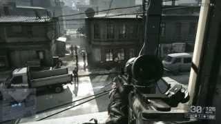 Battlefield 4 - GAMEPLAY PC 60FPS Video (HD) - ULTRA REALISTA!!!