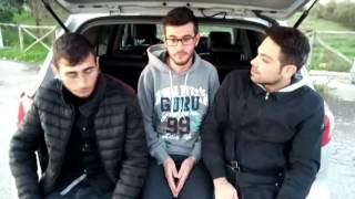 La goliardia è una cosa seria......questo video no!