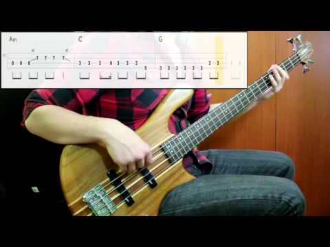 Pearl Jam - I Got Id (Bass Cover) (Play Along Tabs In Video) mp3