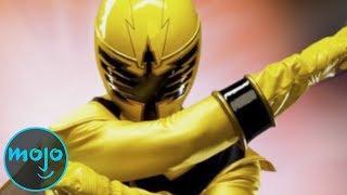 Top 10 Yellow Power Rangers