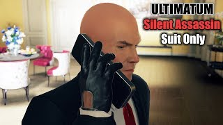HITMAN 2 - Ultimatum Contract  - Silent Assassin/Suit Only (Head Bullet Edition)