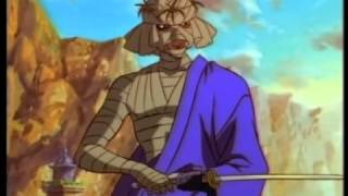 Rurouni Kenshin English Dub Bloopers and Outtakes
