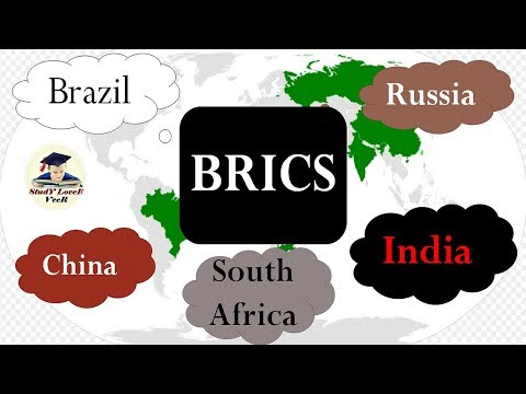 BRICS के बारे में सब कुछ जाने- BRICS Summit 2018- Johannesburg, South Africa Current Affairs- Hindi