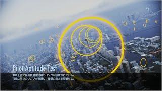 [新非常招集] Pilot Aptitude Test 初挑戦