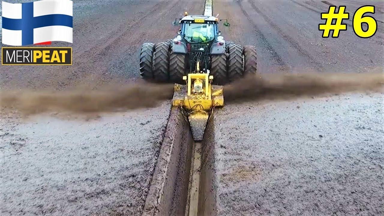 6 สุดยอด เครื่องจักรทางการเกษตรแห่งอนาคตที่น่าทึงที่สุดในโลก