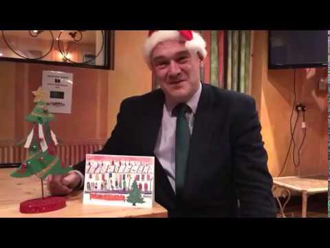 Ed Davey MP Christmas Message