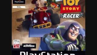 Soundtrack Toy Story Racer - Gas Station