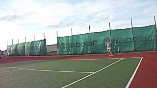 "Теннис-Таня СК""Восток"" 08.09.2012 г."