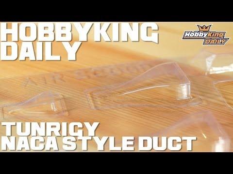 HobbyKing Daily - Turnigy NACA Style Duct
