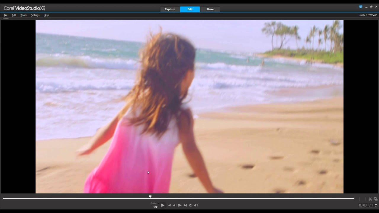 Video Stabilization: VideoStudio Ultimate Eliminates Blur