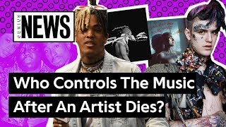 Download Life After Death: Who Controls Lil Peep & XXXTENTACION's Posthumous Music? | Genius News Mp3 and Videos