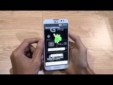 Tinhte.vn - Đập hộp LG Optimus G Pro chính hãng