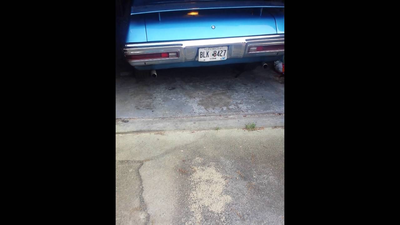 Pontiac gto 400 cam