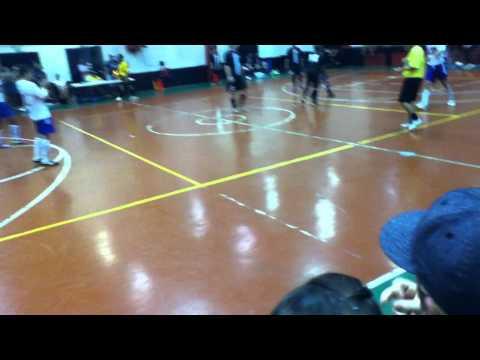 Jason Cunliffe - Championship Game goal # 1 (PK)