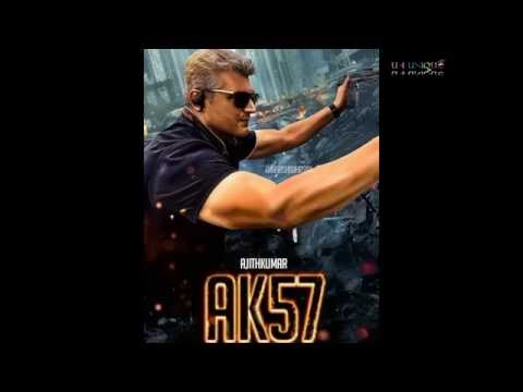 AJITH KUMAR Looks AWESOME On The Sets Of THALA 57 - New