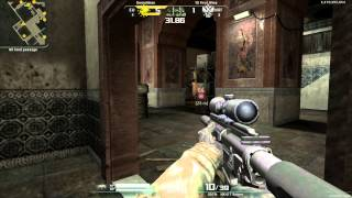 Alliance of Valiant Arms - AvA Gameplay - Death pack DLC Gun AN94 Death Solo Game India Al