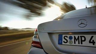 #5552. Mercedes Benz S65 AMG 2006 (потрясающее видео)