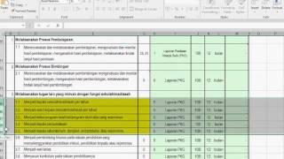 Pengisian Format SKP (Sasaran Kerja Pegawai) Untuk Guru