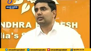 PIL filed Against CM Chandrababu and Minister Lokesh | over Misuse of Public Funds