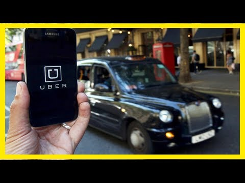 Breaking News | Londoners call for boycott of black cabs after uber ban