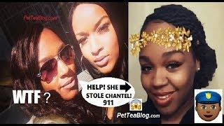 Jackie Christie calls COPS on Takari Lee for Kidnapping Chantel 🤦🐸☕️ #BBWLA #Book #TEA #VH1