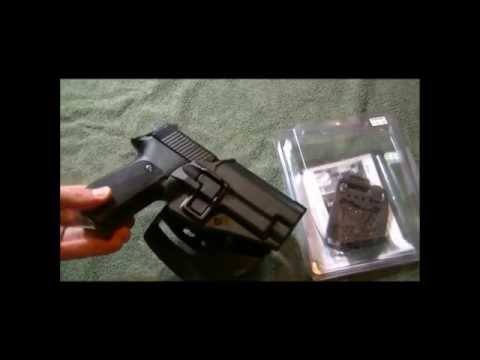 Blackhawk Serpa CQC Holster - P226