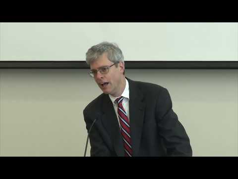 "James Greiner Chair Lecture | ""Can the U.S. Legal Profession Become Evidence-Based?"""