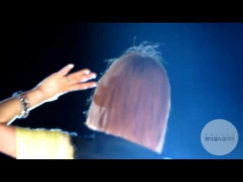 120715 여수엑스포 (Yeosu Expo) 원더걸스 (Wonder Girls) Nobody By.또임